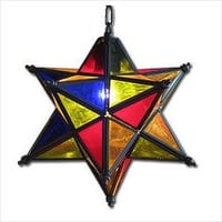 Decorative Star Lamps