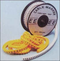Galvanized Electrical Pvc Cable Markers