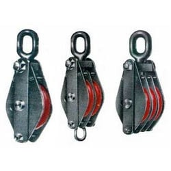 Wire Rope Pulley