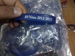 Promotional Party Wristbands