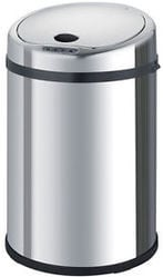 Stainless Steel Office Bins