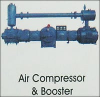 Air Compressor And Booster