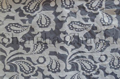 Polyester Lace Fabrics