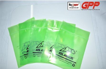 VCI Zipper Bags