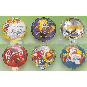 Mylar Balloons (11DIA)