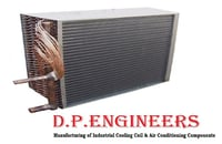 Air Handling Cooling Coil