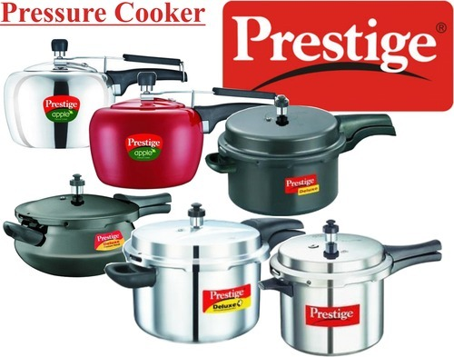 51a664411 Stainless Steel Pressure Cooker - JAY IMPEX