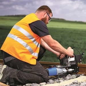Rail Drilling Machine (Made In Germany)