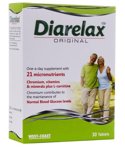 Diarelax Original Diabetic Supplement