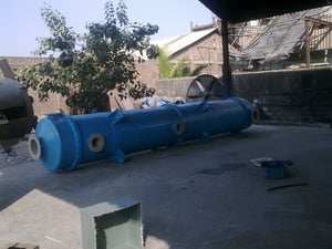 Industrial PP FRP Scrubber