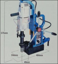 Portable Magnetic Base Drilling Machine (Ao-5000)