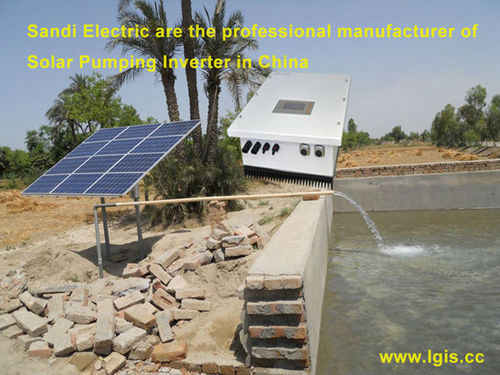 Triple Output Type Inverters