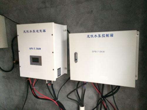 45kw Solar Pump Inverter System