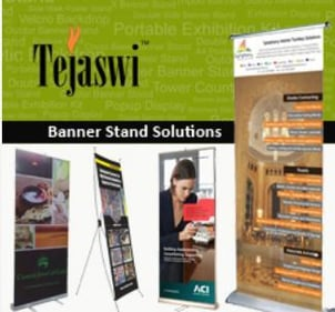 Rollup Banner Stands