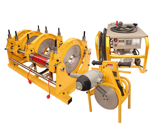 Hdpe Pipe Butt Hydraulic Welding Machine