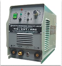 Inverter Welding Tig/Cut/Arc 3 In 1 Machine