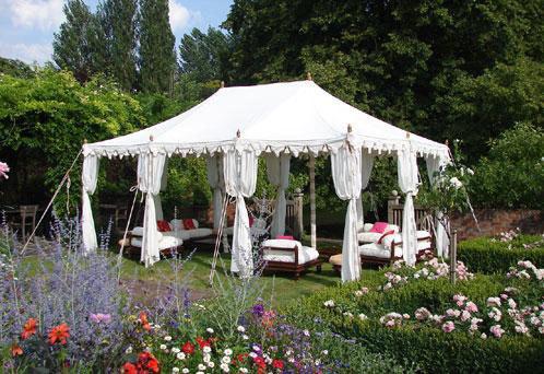 Gazebo Lounge Tent - Hemshri International, Sidhi Datri