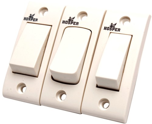 Polycarbonate Flush Type Switch
