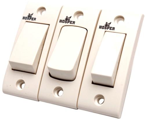 Polycarbonate Flush Type Switch