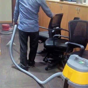 Carpet Cleaning Work Service