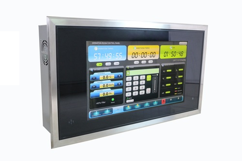 Surgeon Control Panel Touch Screens