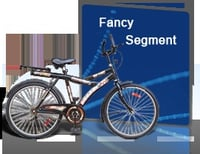Fancy Bicycle