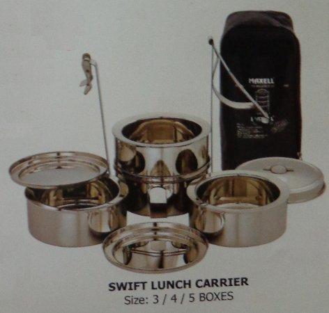 Swift Lunch Carrier
