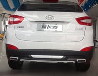 Rear Bumper For 2013 Hyundai IX35