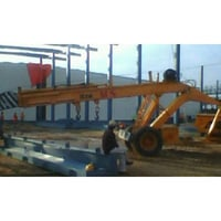 Erection And Sheeting Works