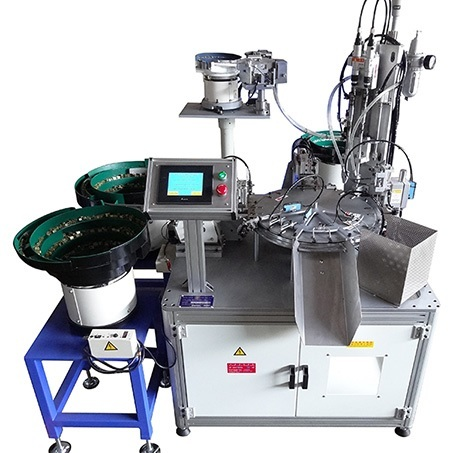 Auto Feeding Assembly Machine