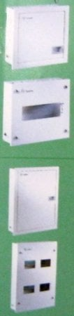 Distribution Boards - Single Phase Neutral (Spn) Ds
