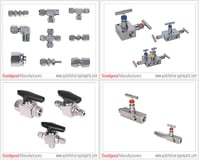 Automotive Oil Fittings