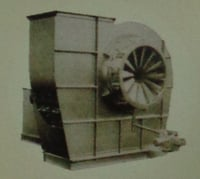 Displaying L.D. Fan With Electrical Actuator