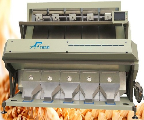Ccd Color Sorter With High Sorting Accuracy