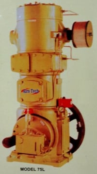 Air And Water Cooled Compressor (Model 75l)