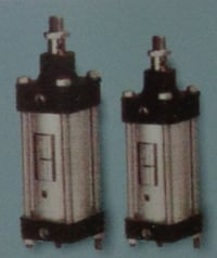 Double Acting Air Cylinder With Filter And Valve