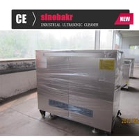 BK-3600 Car Service Station Degrease Used Ultrasonic Cleaning Machine