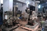 Industrial Radial Drill Machines