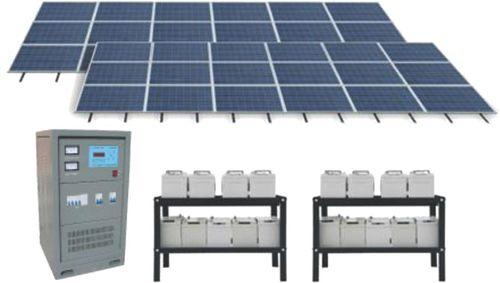 3000w Ac Solar Power System