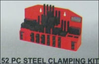 52 Pc Steel Clamping Kit