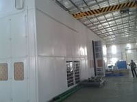 Stainless Steel Sound Proof Cabinets