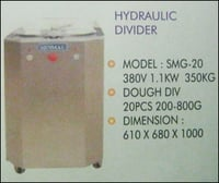 Hydraulic Divider (SMG-20)