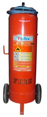 Water CO2 (Cartridge Type) A Fire Extinguishers