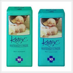 Absorbent Maternity Pads