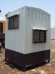 Prefabricated Mobile Cabin