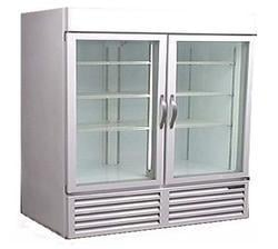 Two Glass Door Refrigeration System