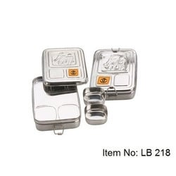 Bento Stainless Steel Lunch Box