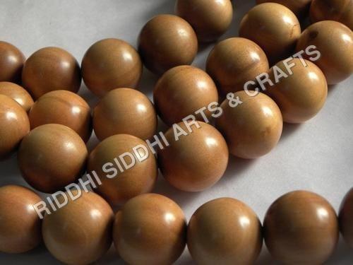 Sandalwood Beaded Necklaces