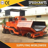 Heavy Duty Road Paver Finishers