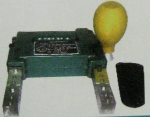Ndt-Magnetic Particle Testing Machine